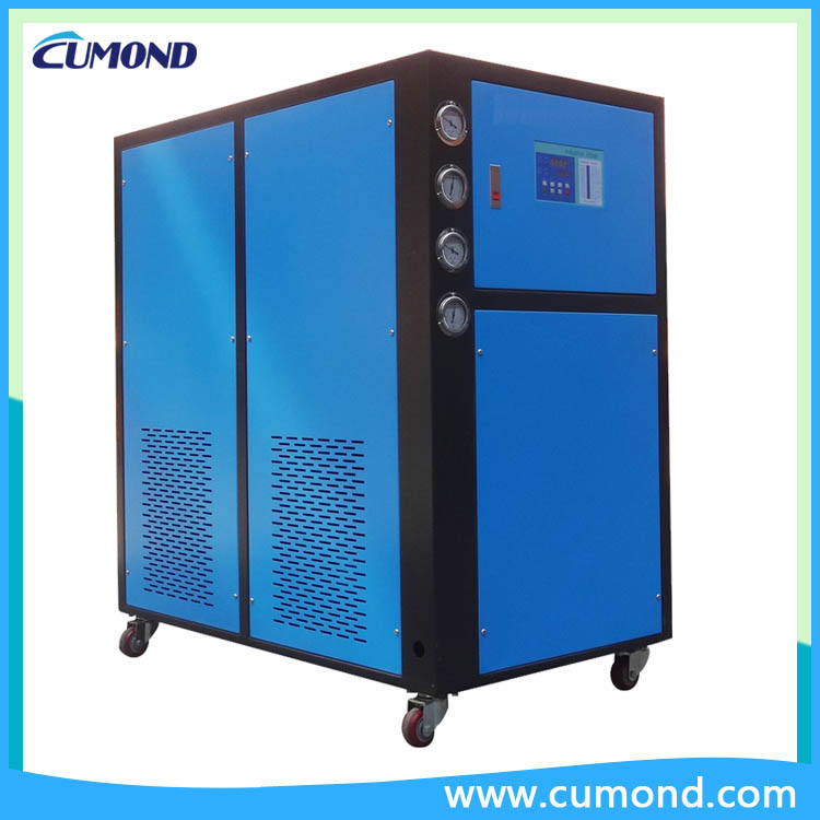 Industrial water chiller and air cooled chiller low temperature chiller